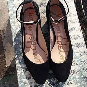 SAM EDELMAN BLACK DRESS SHOES